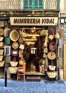 Can Blau Homes Turismo de Interior, Ferienwohnungen  Palma de Mallorca - big - 97