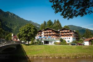 Parkhotel Sonnenhof, Hotely  Oberammergau - big - 28