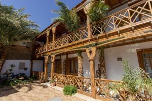 Курортный отель Acacia Dahab Hotel, Дахаб