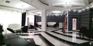 Hotel Europeca, Hotely  Craiova - big - 42