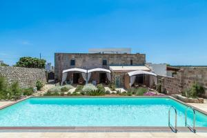 Masseria Palane, Bed and breakfasts  Patù - big - 89