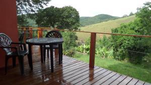 Pousada Canto do Lago, Гостевые дома  Пиракая - big - 35