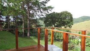 Pousada Canto do Lago, Гостевые дома  Пиракая - big - 32
