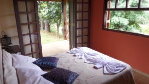 Pousada Canto do Lago, Гостевые дома  Пиракая - big - 53