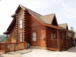 obrázek - Bear Hyde- Three-Bedroom Cabin