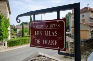 Les Lilas de Diane - Margès