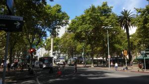 Edificio Standard Life U, Apartmanok  Montevideo - big - 21