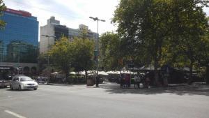 Edificio Standard Life U, Apartmanok  Montevideo - big - 22