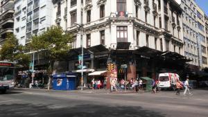 Edificio Standard Life U, Apartmanok  Montevideo - big - 25