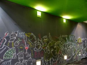 Motion Chueca, Хостелы  Мадрид - big - 22