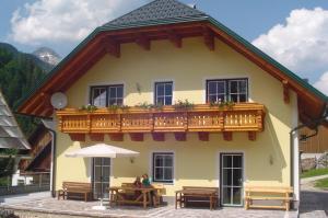 Penzion Ferienhof Rinnergut Hinterstoder Rakousko