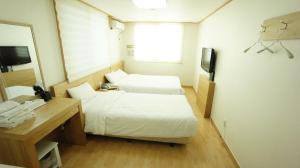 Blessing in Seoul Residence, Apartmanhotelek  Szöul - big - 25