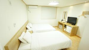 Blessing in Seoul Residence, Apartmanhotelek  Szöul - big - 24