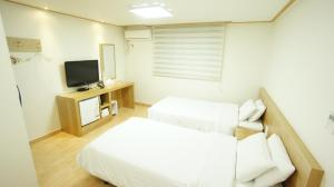Blessing in Seoul Residence, Apartmanhotelek  Szöul - big - 23