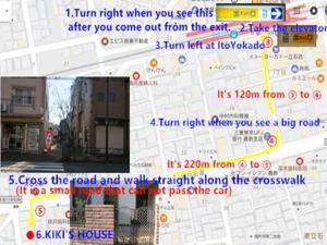 Kiki House 1, Apartments  Tokyo - big - 31
