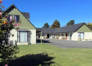 Academy Lodge Motel - Accommodation - Ashburton