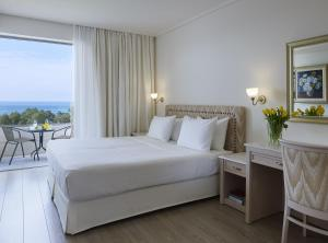 Amarilia Hotel, Отели  Афины - big - 42