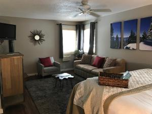 7 Seas Inn at Tahoe, Penziony – hostince  South Lake Tahoe - big - 3