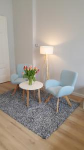 Apartment Baby Blue