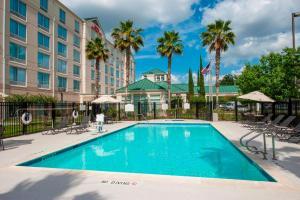 Hilton Garden Inn Houston/Bush Intercontinental Airport, Szállodák  Houston - big - 33