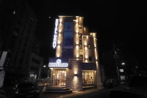 The Hotel Gray, Hotely - Pusan