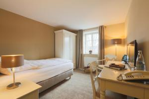 Romantik Hotel am Brühl, Отели  Кведлинбург - big - 5