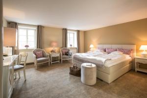 Romantik Hotel am Brühl, Отели  Кведлинбург - big - 63