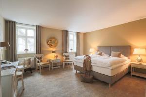 Romantik Hotel am Brühl, Отели  Кведлинбург - big - 62
