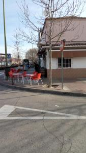 Chalé Barajas Stay, Pensionen  Madrid - big - 35