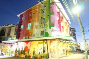 The Colorful Hotel
