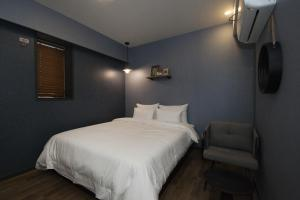 The Hotel Gray, Отели  Пусан - big - 102