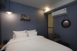 The Hotel Gray, Отели  Пусан - big - 100
