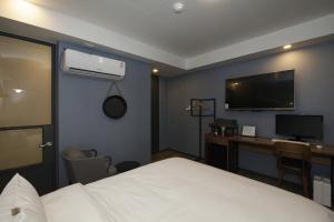 The Hotel Gray, Отели  Пусан - big - 98