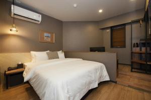 The Hotel Gray, Отели  Пусан - big - 96