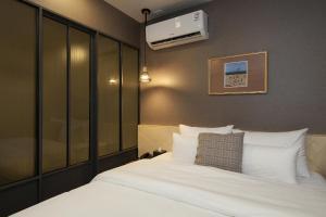 The Hotel Gray, Отели  Пусан - big - 95