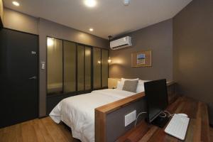 The Hotel Gray, Отели  Пусан - big - 91
