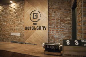 The Hotel Gray, Hotely  Pusan - big - 38