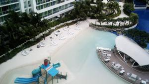 Azure Urban Resort Tinoyshome, Apartmanok  Manila - big - 164
