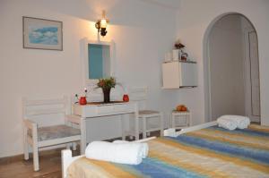 Alexandra Rooms, Penzióny  Malia - big - 9
