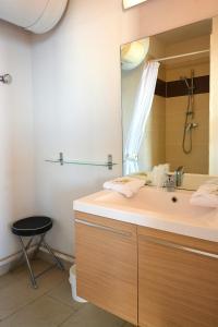 Résidence Les Calanques, Aparthotels  Ajaccio - big - 3