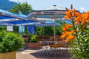 Parkhotel Sonnenhof, Hotely  Oberammergau - big - 32