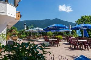 Parkhotel Sonnenhof, Hotely  Oberammergau - big - 33