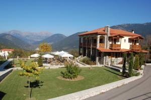 Studio Merses - Aniada at Karpenisi