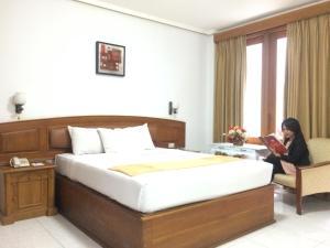Athaya Hotel Kendari by Amazing, Szállodák  Kendari - big - 35