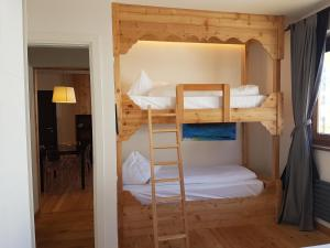 Housemuhlbach Wellness Aquaspa, Apartmanhotelek  Sappada - big - 80