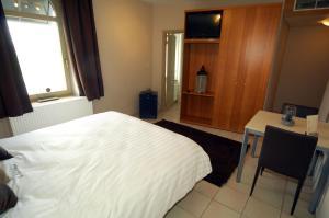 Hôtel Le Saint Loup, Hotels  Gembloux - big - 31