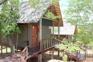 Lion Roars Lodge, Chaty  Lesoma - big - 2