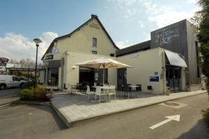 Hôtel Le Saint Loup, Hotels  Gembloux - big - 19