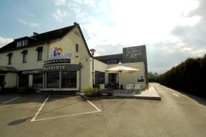 Hôtel Le Saint Loup, Hotels  Gembloux - big - 23