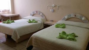 Hotel y Balneario Playa San Pablo, Отели  Монте-Гордо - big - 80